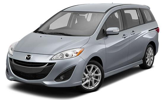 Mazda 5 (Premacy)