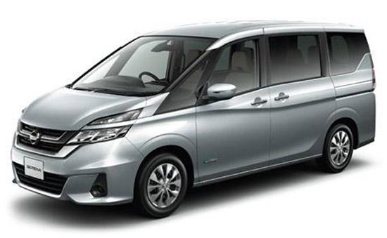 Nissan Serena 8 seats