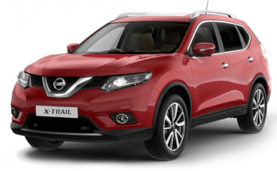 Nissan X Trail 5 SEATS