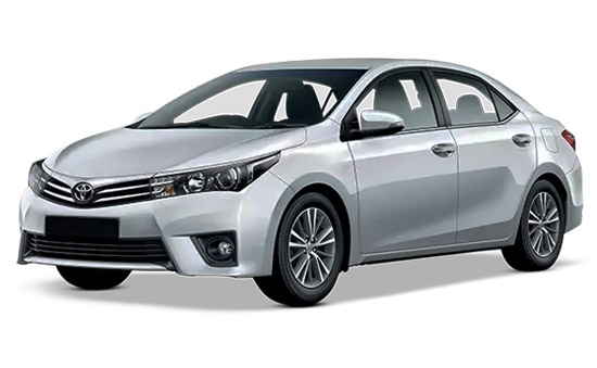 Toyota Corolla automatic 1500cc a/c